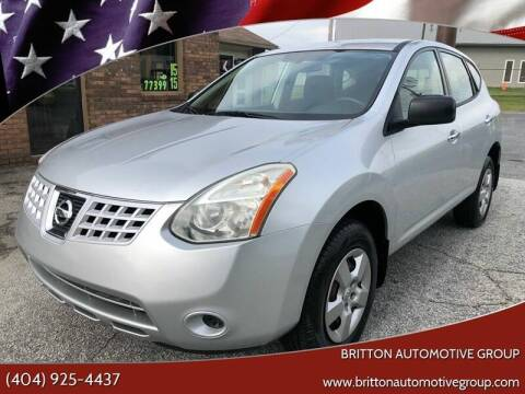2010 Nissan Rogue for sale at Britton Automotive Group in Loganville GA