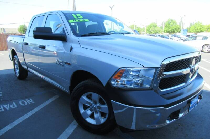 2015 RAM Ram Pickup 1500 for sale at Choice Auto & Truck in Sacramento CA