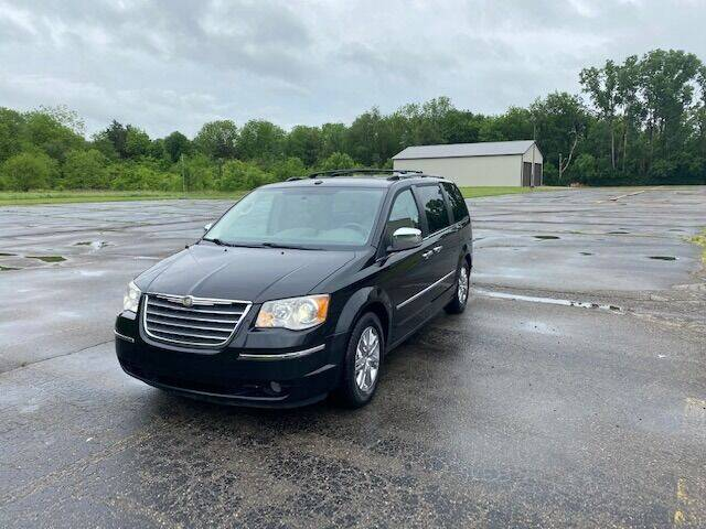 2010 Chrysler Town and Country for sale at Caruzin Motors in Flint MI