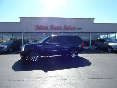2007 Cadillac Escalade for sale at Mira Auto Sales in Dayton OH
