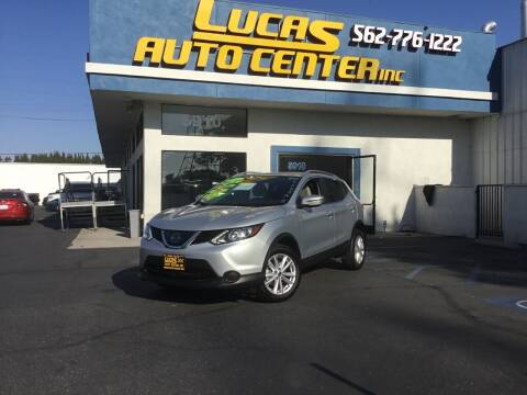 2018 Nissan Rogue Sport for sale at Lucas Auto Center in South Gate CA