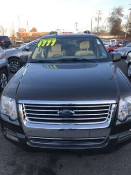 2007 Ford Explorer for sale at Al's Linc Merc Inc. in Garden City MI