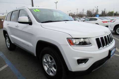 2014 Jeep Grand Cherokee for sale at Choice Auto & Truck in Sacramento CA