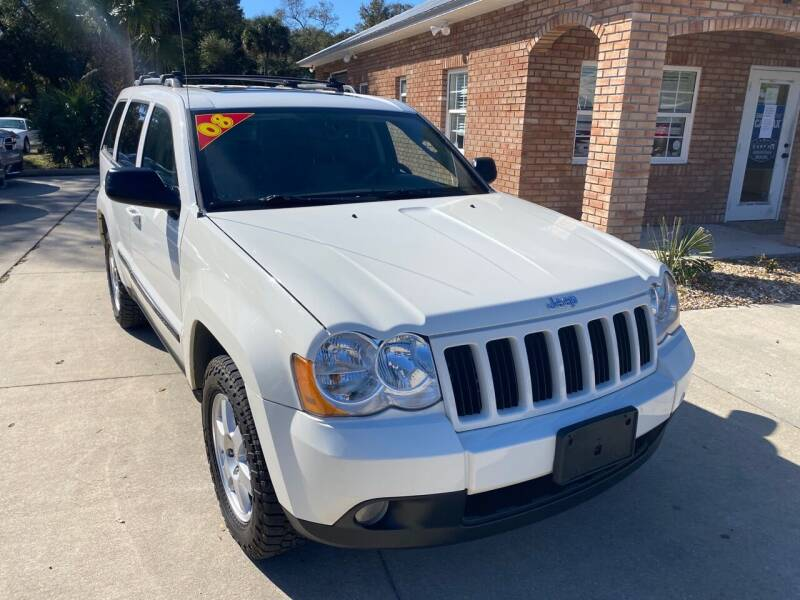 2008 Jeep Grand Cherokee for sale at MITCHELL AUTO ACQUISITION INC. in Edgewater FL