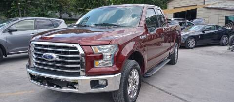 2015 Ford F-150 for sale at AUTOTEX FINANCIAL in San Antonio TX