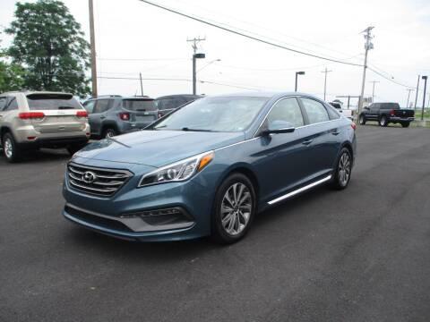 2015 Hyundai Sonata for sale at FINAL DRIVE AUTO SALES INC in Shippensburg PA