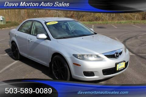 2006 Mazda MAZDA6 for sale at Dave Morton Auto Sales in Salem OR