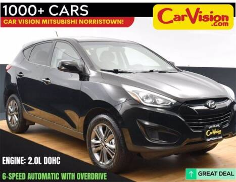 2015 Hyundai Tucson for sale at Car Vision Buying Center in Norristown PA