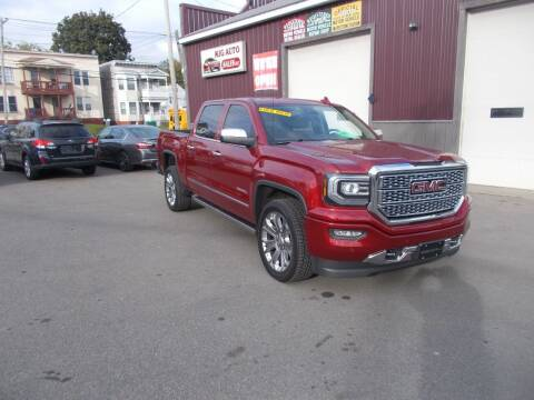 2018 GMC Sierra 1500 for sale at Mig Auto Sales Inc in Albany NY