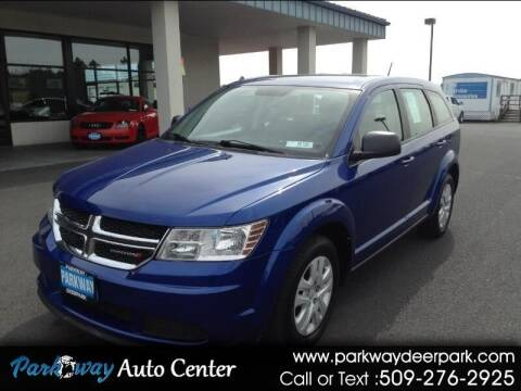 2015 Dodge Journey for sale at PARKWAY AUTO CENTER AND RV in Deer Park WA
