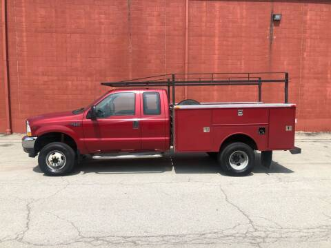 2002 Ford F-350 Super Duty for sale at ELIZABETH AUTO SALES in Elizabeth PA