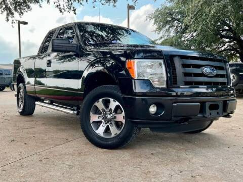 2012 Ford F-150 for sale at Schneck Motor Company in Plano TX