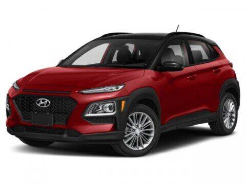 2019 Hyundai Kona for sale at BIG STAR HYUNDAI in Houston TX