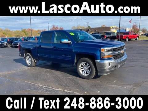 2018 Chevrolet Silverado 1500 for sale at Lasco of Waterford in Waterford MI