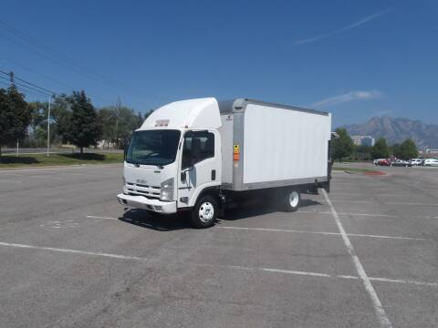 2014 Isuzu NPR for sale at ALL ACCESS AUTO in Murray UT