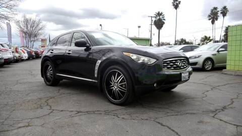 2009 Infiniti FX35 for sale at Westland Auto Sales in Fresno CA