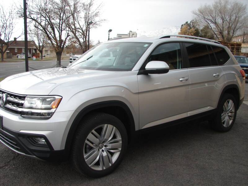 2019 Volkswagen Atlas for sale at Jimmy's Love Bug in Provo UT