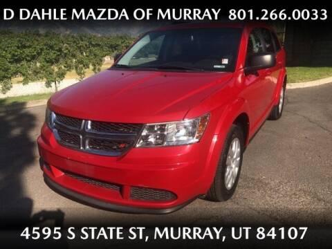 2015 Dodge Journey for sale at D DAHLE MAZDA OF MURRAY in Salt Lake City UT