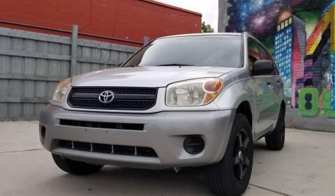 2004 Toyota RAV4 for sale at Mr Cars LLC in Houston TX