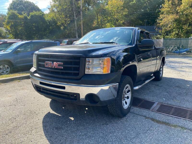 2011 GMC Sierra 1500 for sale at AMA Auto Sales LLC in Ringwood NJ
