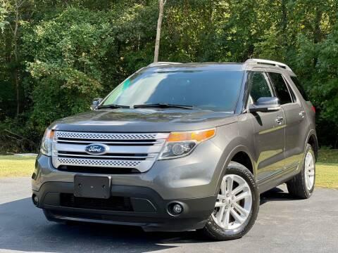 2015 Ford Explorer for sale at Sebar Inc. in Greensboro NC