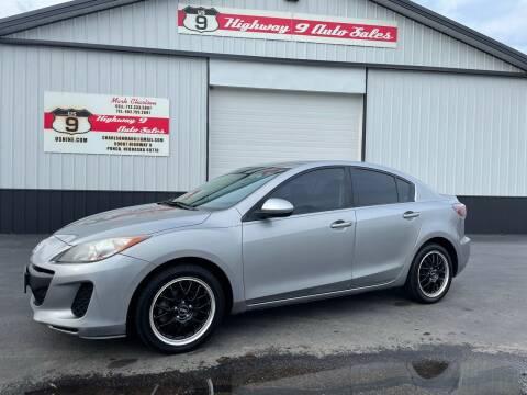 2013 Mazda MAZDA3 for sale at Highway 9 Auto Sales - Visit us at usnine.com in Ponca NE