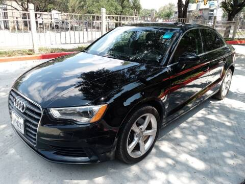 2015 Audi A3 for sale at RICKY'S AUTOPLEX in San Antonio TX