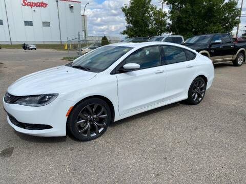 2016 Chrysler 200 for sale at Platinum Car Brokers in Spearfish SD