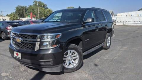 2019 Chevrolet Tahoe for sale at Alvarez Auto Sales in Kennewick WA