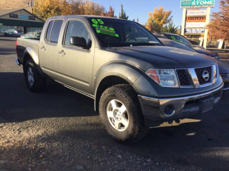 2005 Nissan Frontier for sale at Small Car Motors in Carson City NV