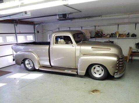 1948 Chevrolet Custom for sale at Haggle Me Classics in Hobart IN