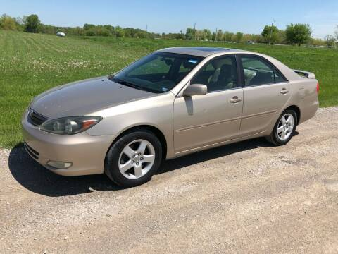 2002 Toyota Camry for sale at Nice Cars in Pleasant Hill MO