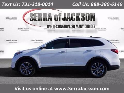 2017 Hyundai Santa Fe for sale at Serra Of Jackson in Jackson TN