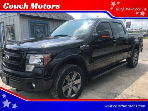 2014 Ford F-150 for sale at Couch Motors in Saint Joseph MO