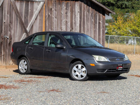 2005 Ford Focus for sale at LKL Motors in Puyallup WA