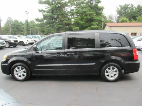 2011 Chrysler Town and Country for sale at Home Street Auto Sales in Mishawaka IN