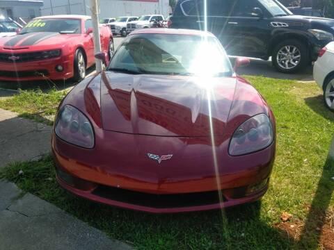 2007 Chevrolet Corvette for sale at AUTOPLEX 528 LLC in Huntsville AL