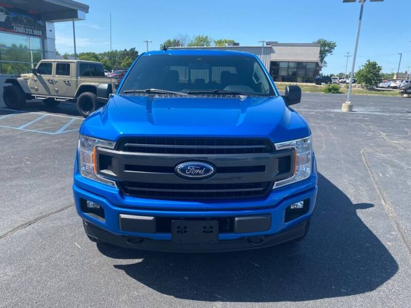 2020 Ford F-150 for sale at Davco Auto in Fort Wayne IN