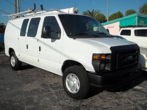 2008 Ford E-Series Cargo for sale at PJ's Auto World Inc in Clearwater FL