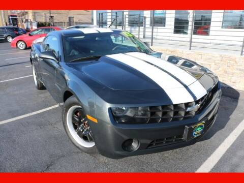 2013 Chevrolet Camaro for sale at AUTO POINT USED CARS in Rosedale MD
