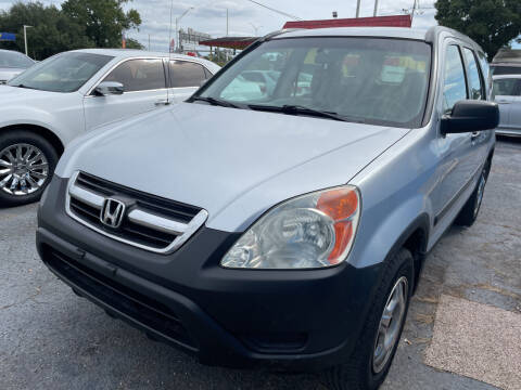 2004 Honda CR-V for sale at The Peoples Car Company in Jacksonville FL