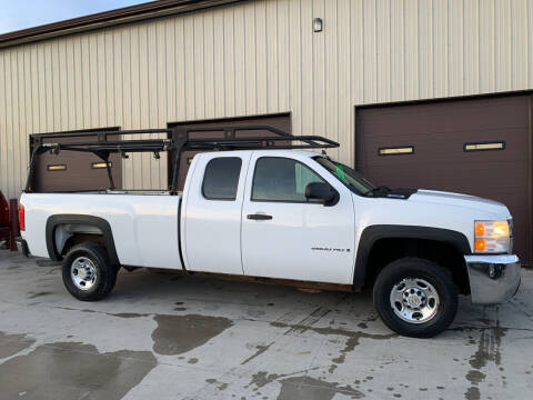 2008 Chevrolet Silverado 2500HD for sale at Dakota Auto Inc. in Dakota City NE