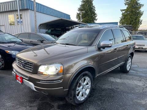 2013 Volvo XC90 for sale at Real Deal Cars in Everett WA