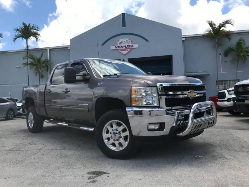 2014 Chevrolet Silverado 2500HD for sale at Ven-Usa Autosales Inc in Miami FL