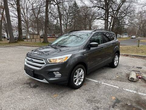 2018 Ford Escape for sale at CItywide Auto Credit in Oregon OH