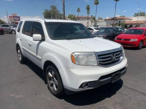 2015 Honda Pilot for sale at Brown & Brown Wholesale in Mesa AZ