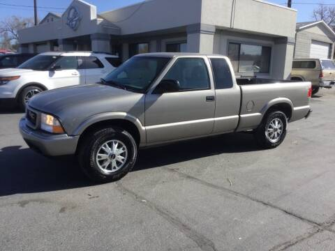 2003 GMC Sonoma for sale at Beutler Auto Sales in Clearfield UT