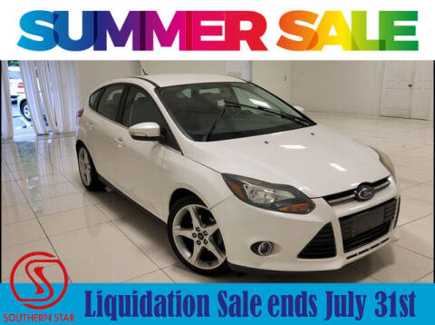 2014 Ford Focus for sale at Southern Star Automotive, Inc. in Duluth GA