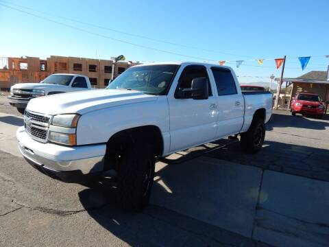 2006 Chevrolet Silverado 1500 for sale at Dave's discount auto sales Inc in Clearfield UT