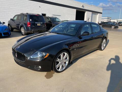 2011 Maserati Quattroporte for sale at EUROPEAN AUTOHAUS in Holland MI
